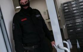 Обыски в Петербургских банках