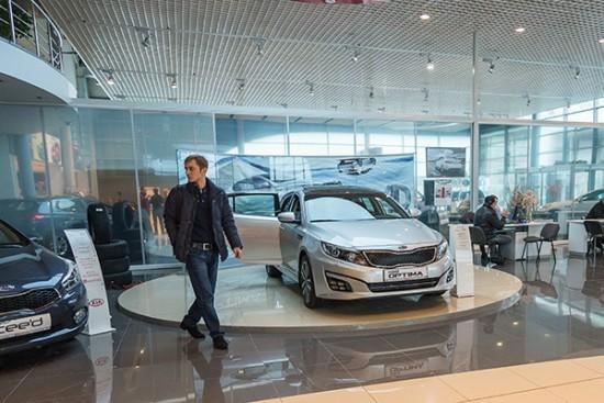 сокращения продаж автомобилей
