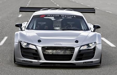 "Audi R8 ""подрос"" до категории GT3"