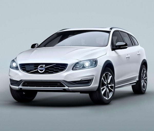 Новый Volvo V60 Cross Country 2015