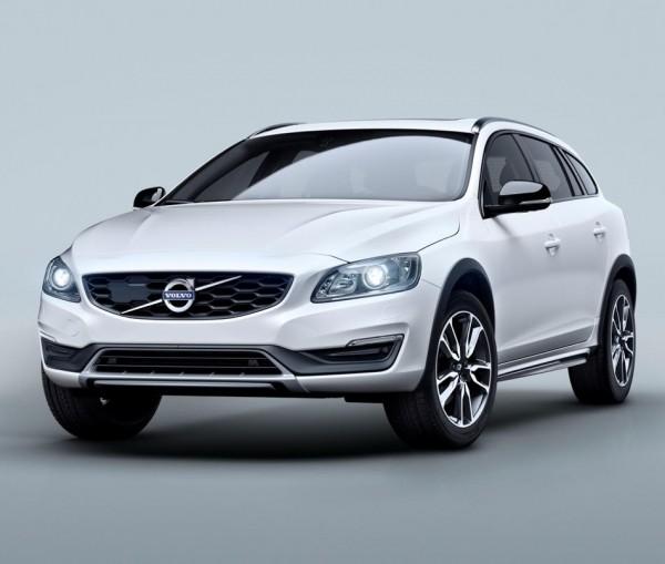 Новый Volvo V60 Cross Country 2015