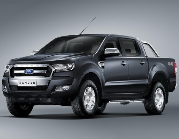 пикап Ford Ranger 2016