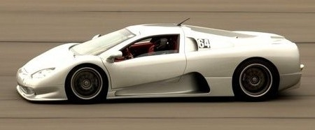 Суперкар SSC Ultimate Aero TT