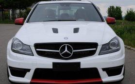 Mercedes C63 AMG Edition 507
