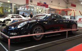 Спорткар GT9 Vmax