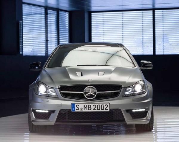 Mercedes C63 AMG Edition 507 2014