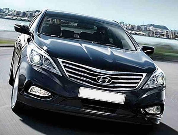 Hyundai Grandeur 2012