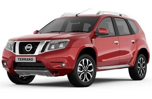Nissan Terrano 2014