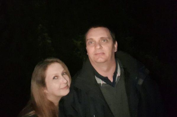 Таня Копмэн и Джаред
