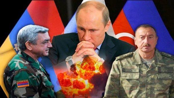 Азербайджан обвинил Россию