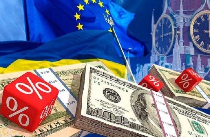 427 млрд гривен внешних долгов