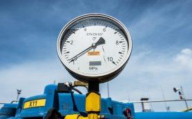 Украина снизила импорт газа