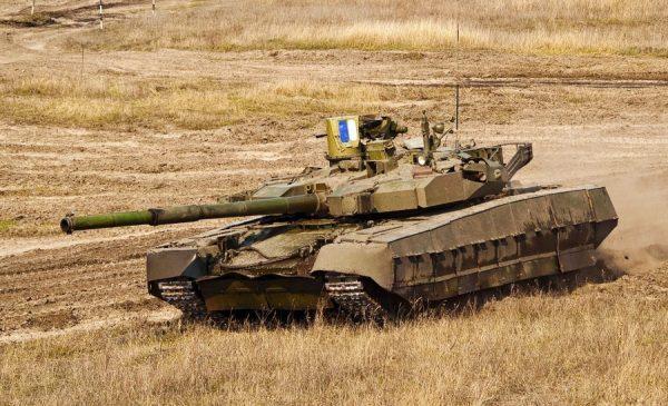 закупка танков для ВСУ