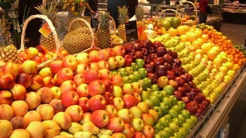 в Украине дешеют яблоки