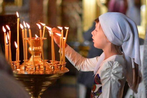 верующие православной церкви