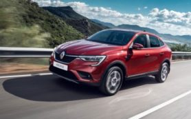 производство автомобилей Groupe Renault