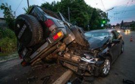 потери Украины от дорожно-транспортного травматизма