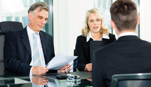 Беседа с работодателем