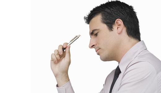 Как надо продавать ручку