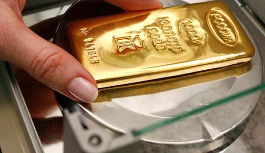 Покупаем золото в Сбербанке